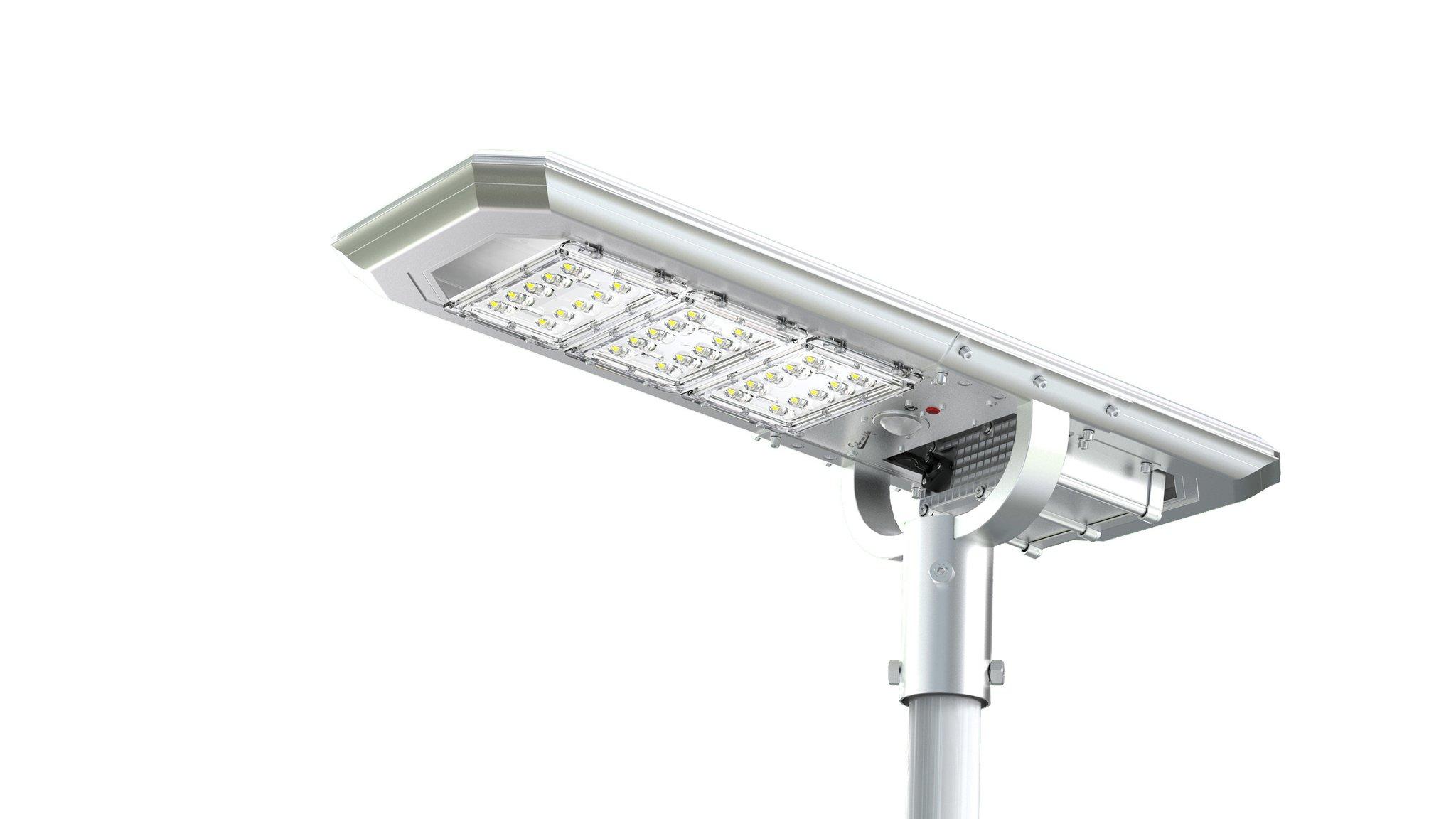 3000 LUMEN LED SOLAR LIGHT